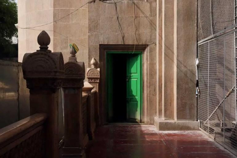 Mecca Masjid, Green Door, Charminar