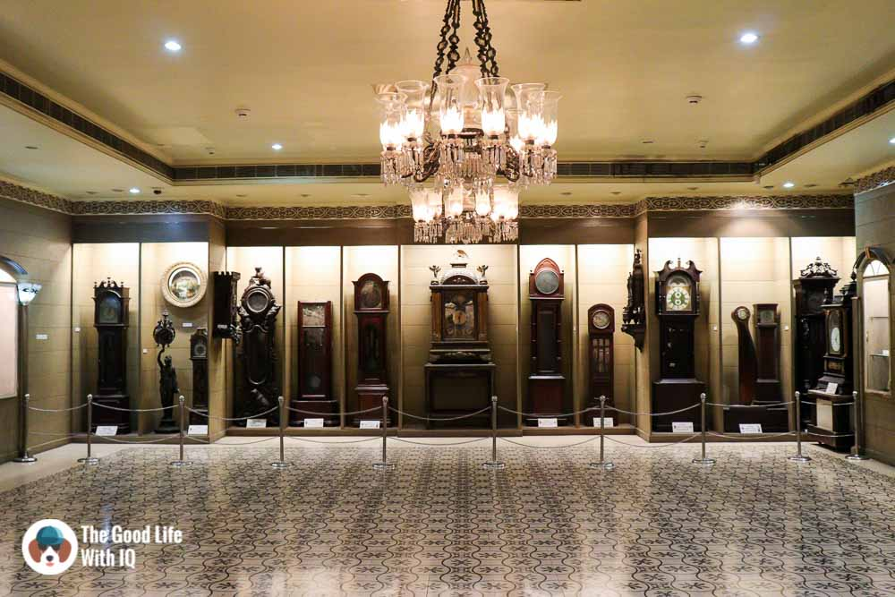 Grandfather clocks - Things to do on the weekend in Hyderabad: The chaotic but interesting Salar Jung Museum