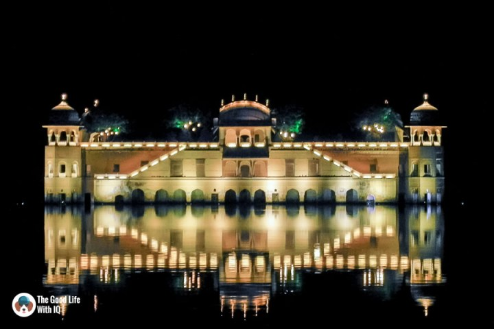 Jaipur Jal Mahal Heritage