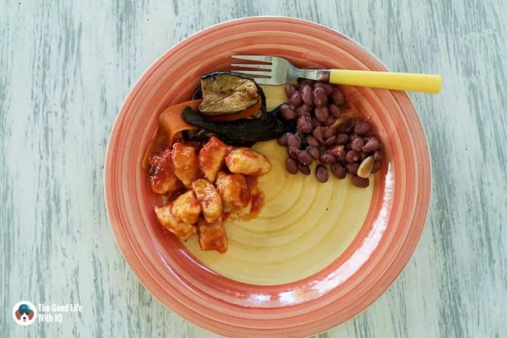 Lunch at homestay in Malindi