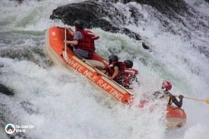 Jinja (Rafting) Rapids Backwards