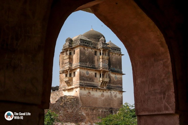 Old mansion - Chittorgarh