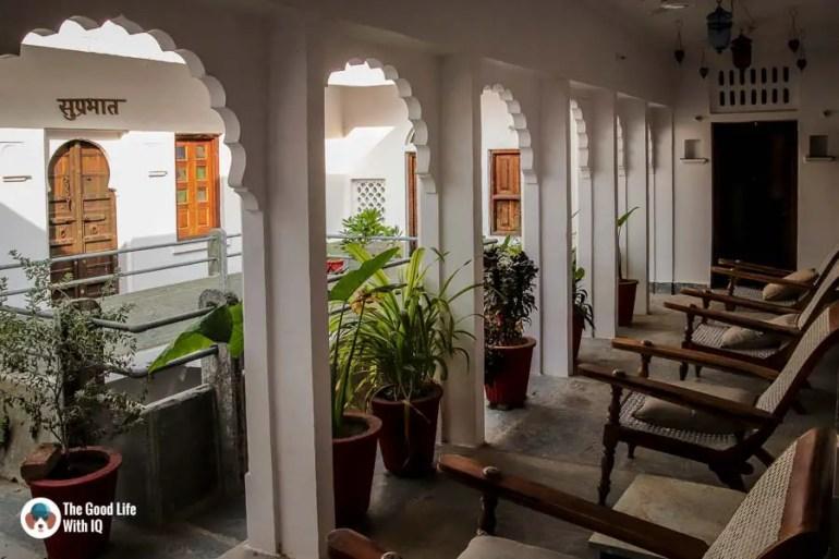Homestay sit-out - Chittorgarh