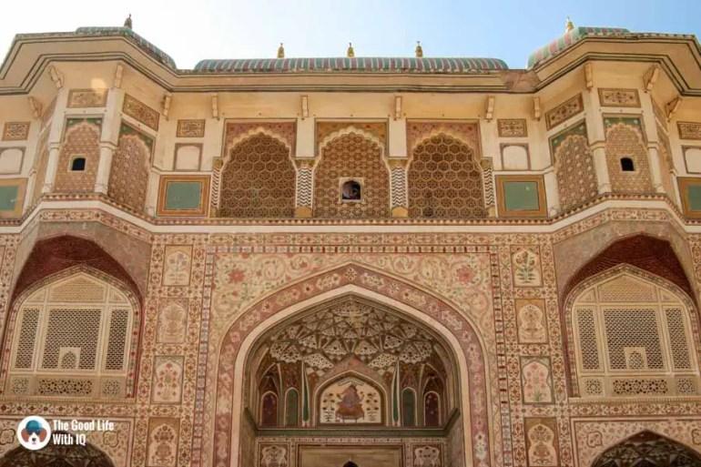 Ganesh Pol gate, Amber Palace, Jaipur
