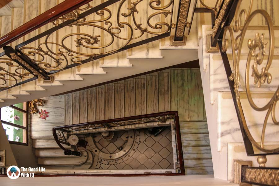 Staircase at All Seasons Homestay, Jaipur - Nice places to stay