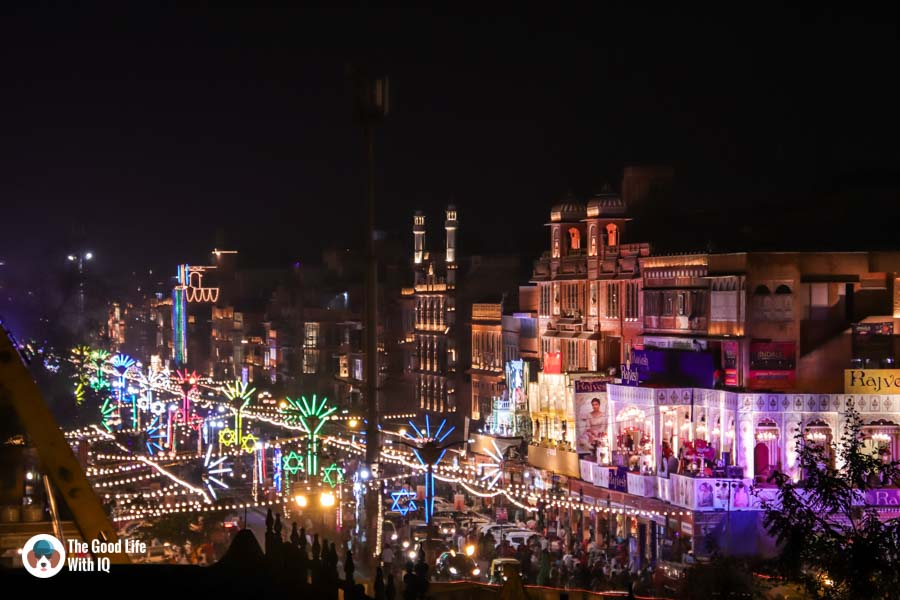 Johari Bazaar, Old City, Jaipur