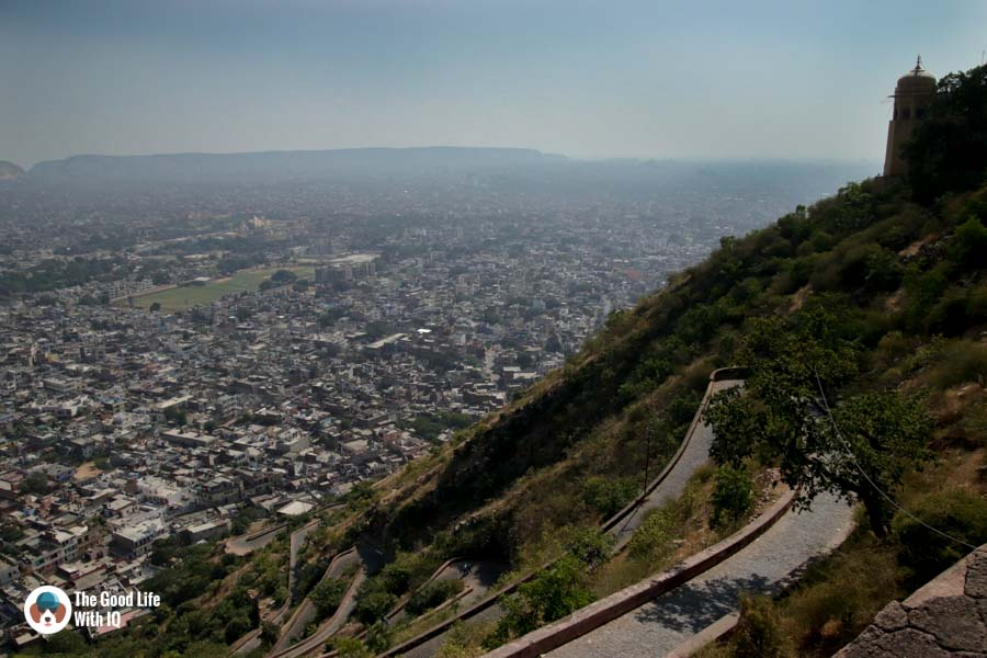 View of Jaipur