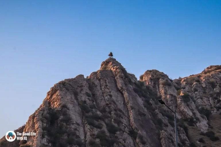 watchtower - Ranthambhore safari