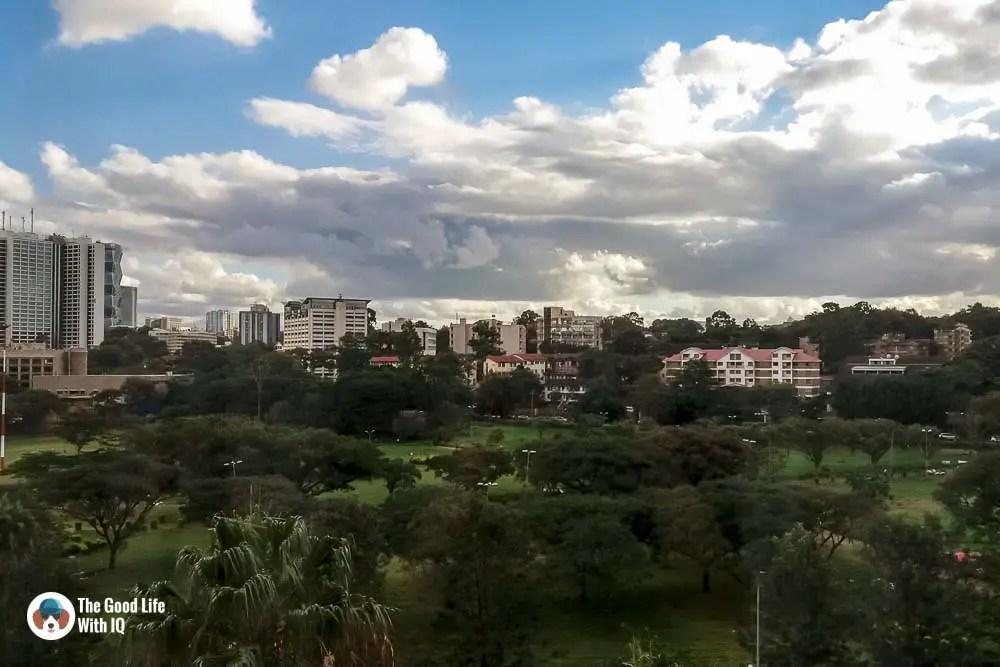 Kenya safari - Nairobi - Central Park