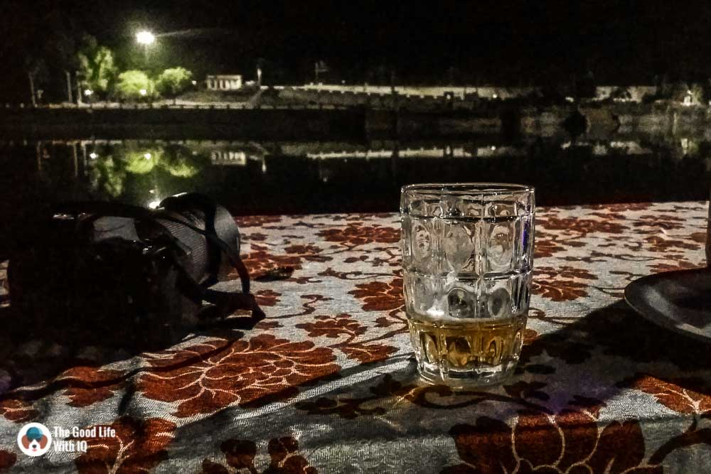 Lakeside restaurant, Bundi