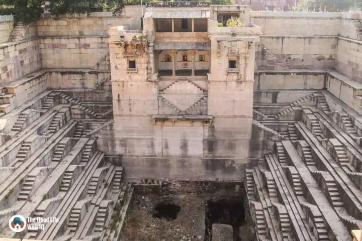 Dha Bhai Kund, Bundi