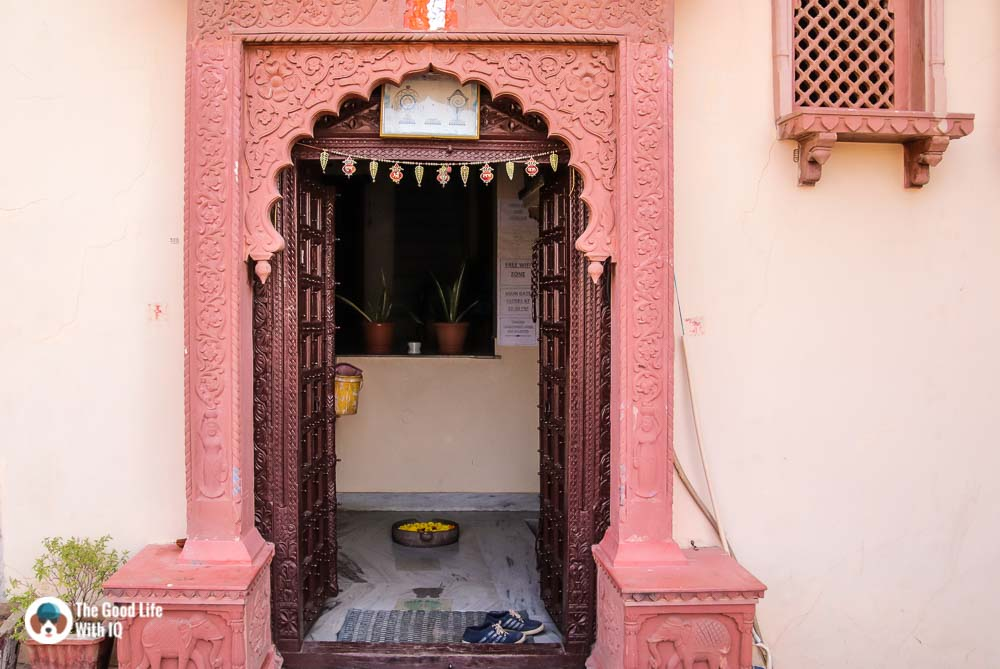 Bundi Inn entrance