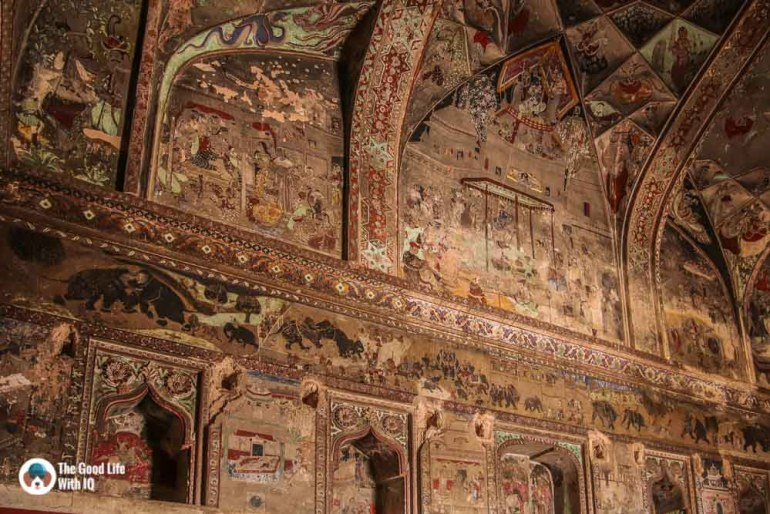 Badal Mahal, Garh Palace, Bundi