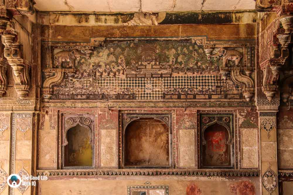 Sheesh Mahal, Garh Palace, Bundi