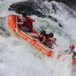 River rapids -Jinja, Uganda