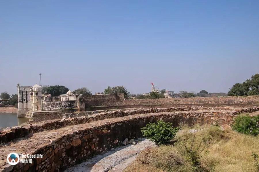 Chittorgarh Fort - Padmini Palace