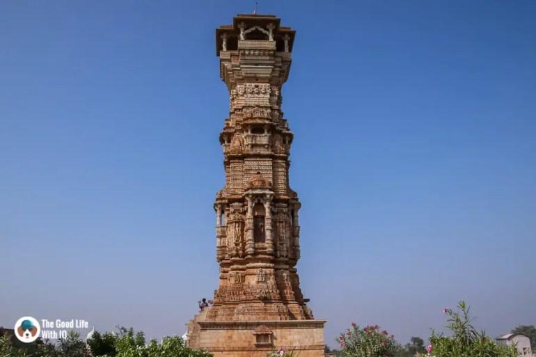 Chittorgarh Fort - Kirti Stambh