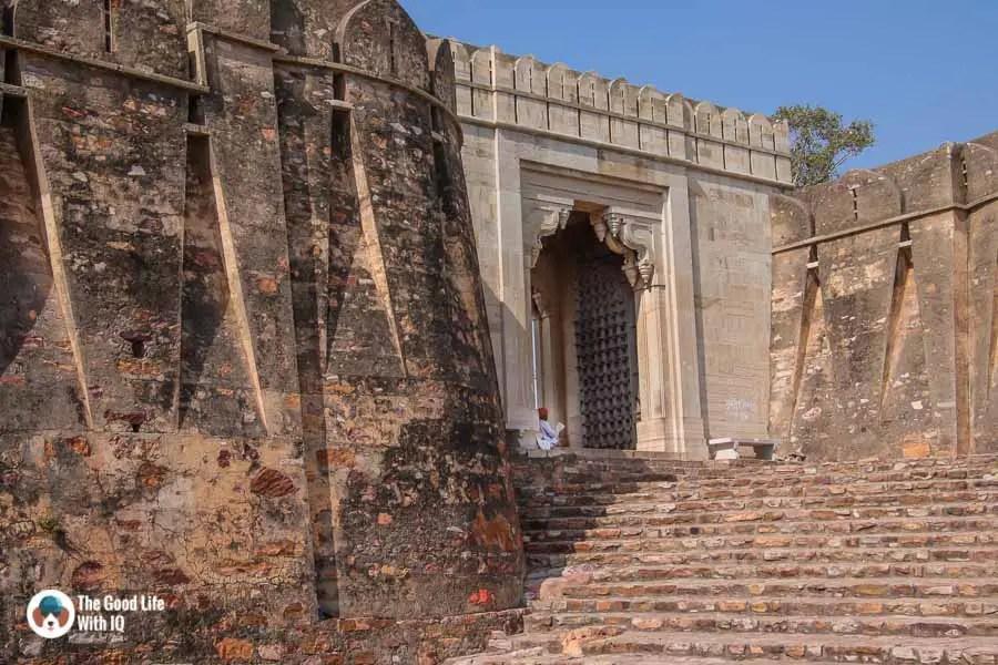 Chittorgarh Fort - Suraj Pole gate