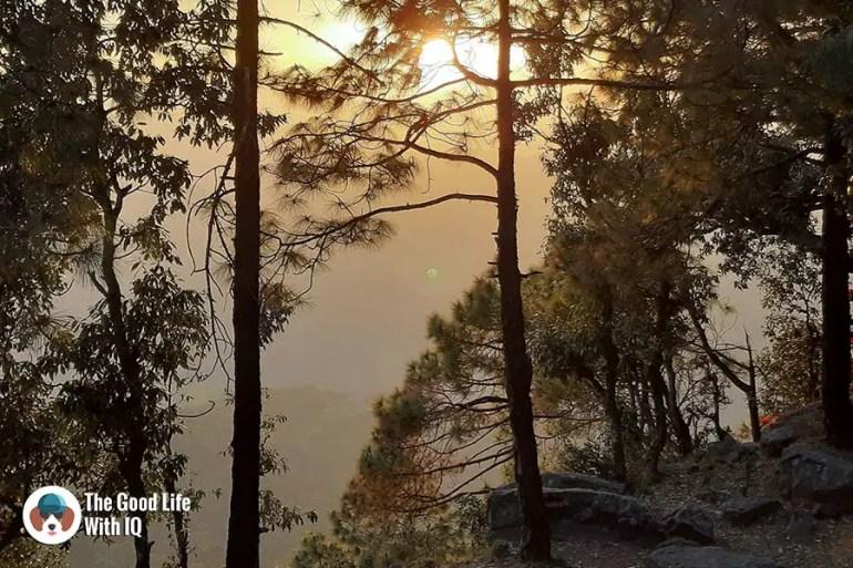 Sunset - Samsung Galaxy A7 camera review