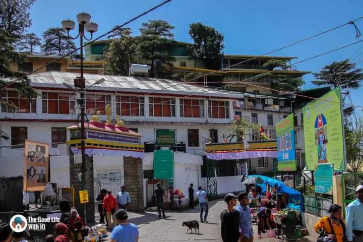 Tsuglagkhang complex, McLeodganj, Dharamshala