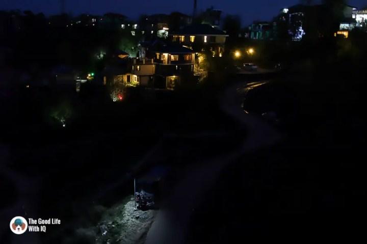 Udechee huts, Naddi, Dharamshala