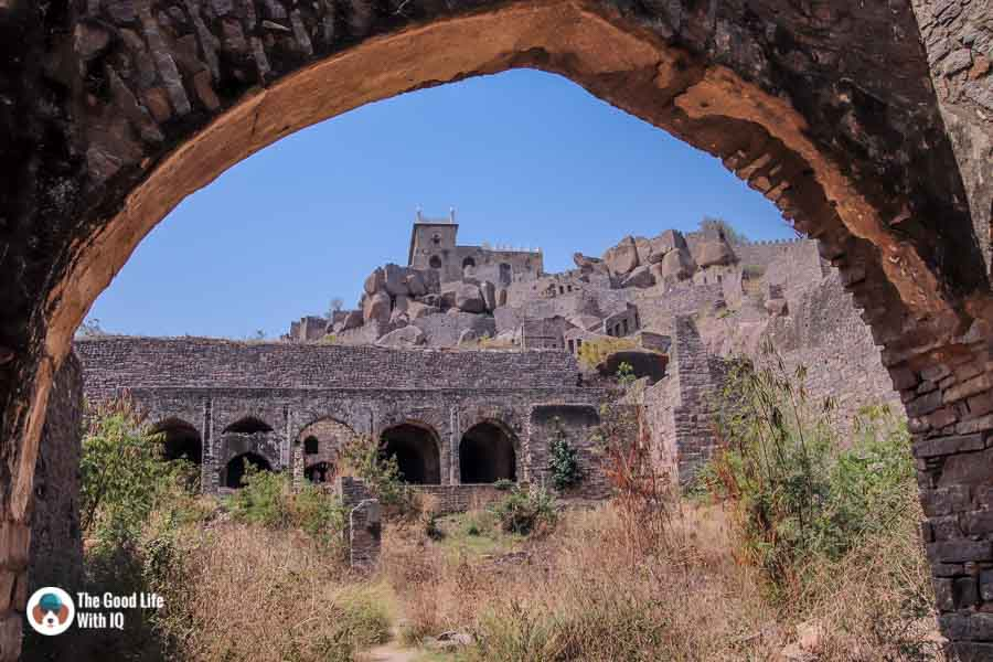 Things to do on the weekend in Hyderabad: The inner citadel of Golconda Fort