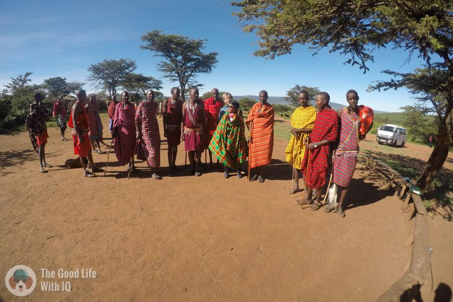 Masai, Kenya - GoPro HERO 5 Black