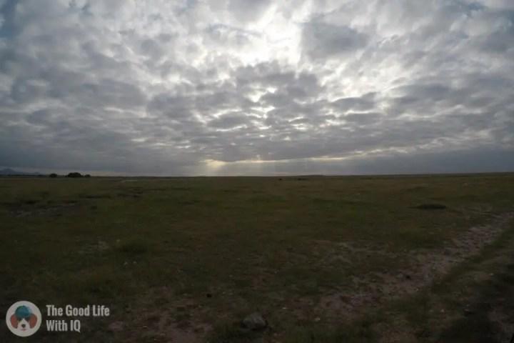 Evening at Amboseli - GoPro HERO 5 Black