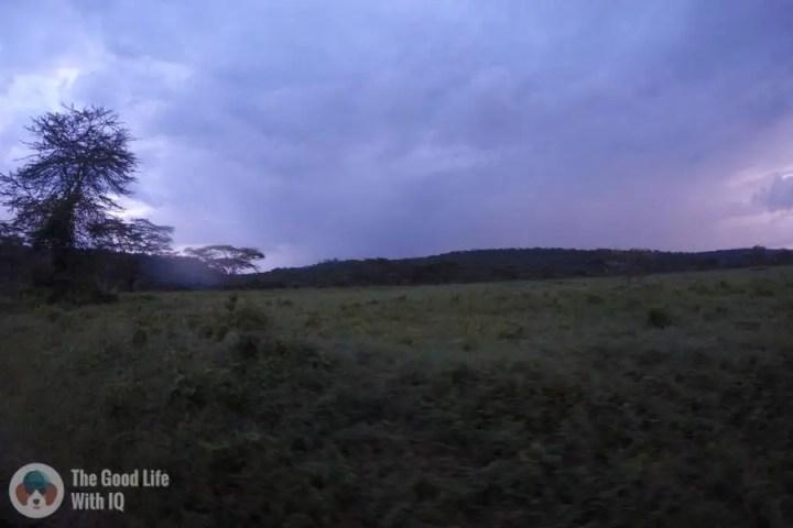 Low light picture - Nakuru - Kenya