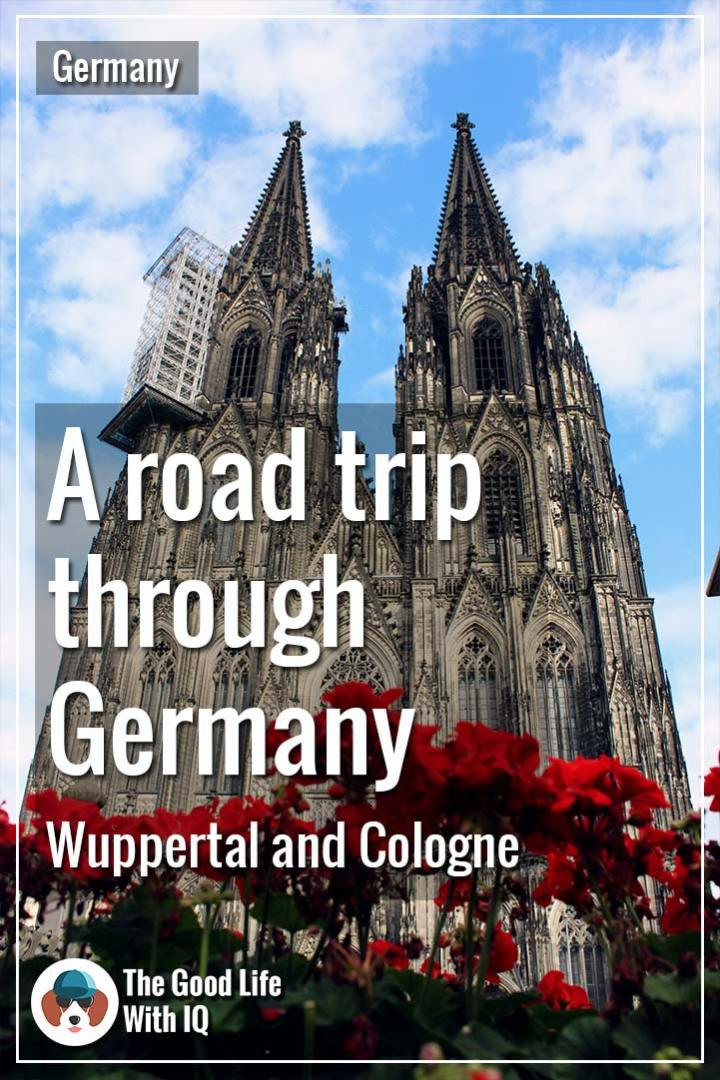 Pinterest thumbnail - Cologne, Germany