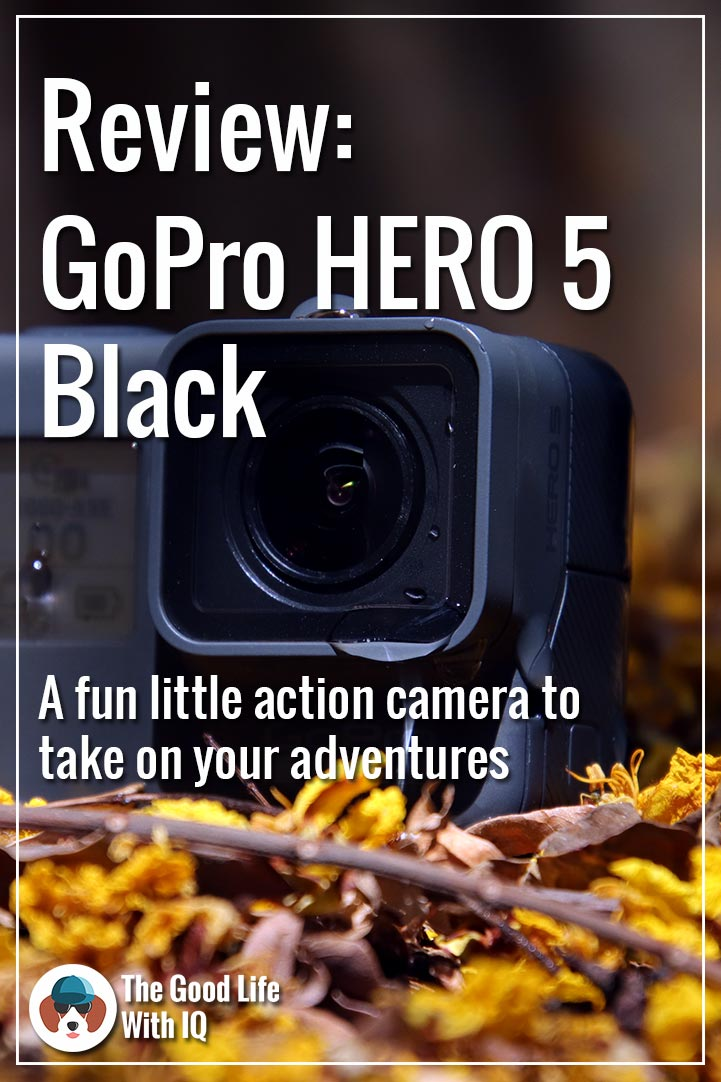 Pinterest thumbnail - GoPro HERO 5 Black