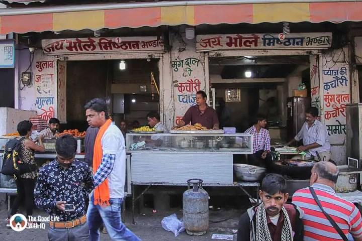 Jai Bhole Mishthan Bhandar, Udaipur