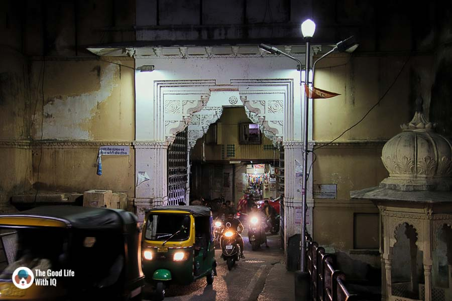 Chand Pole gate, Udaipur