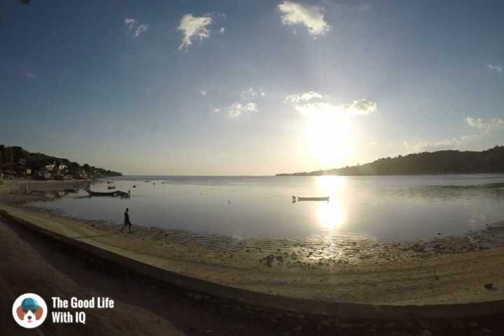 Public beach, Nusa Ceningan, Best places to stay in Bali
