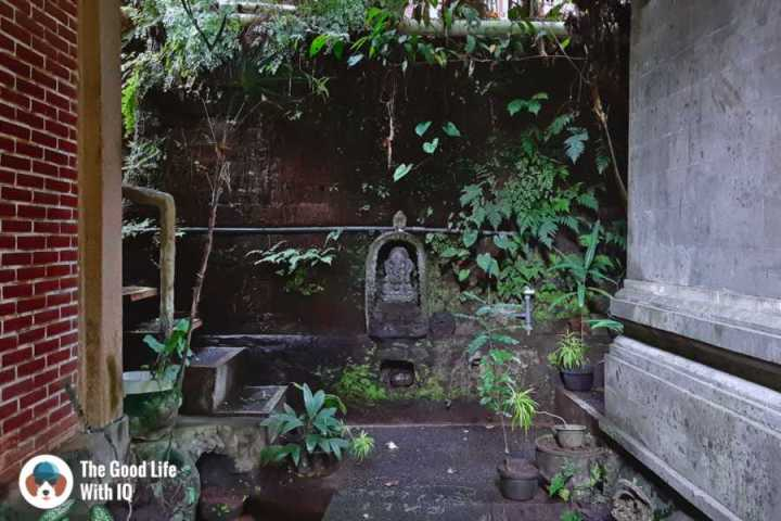 Ganesha, Bali Asli Lodge - Three days in Ubud, Bali