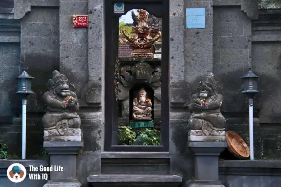 Gateway guardians - Three days in Ubud, Bali