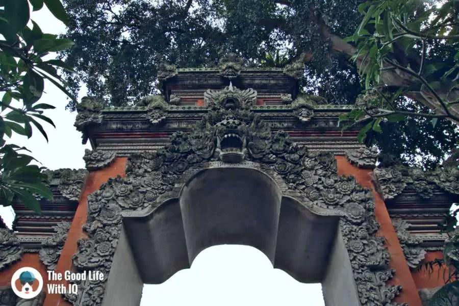 Puri Kantor - Three days in ubud, Bali