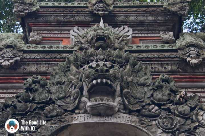 Puri Kantor, Ubud, Bali
