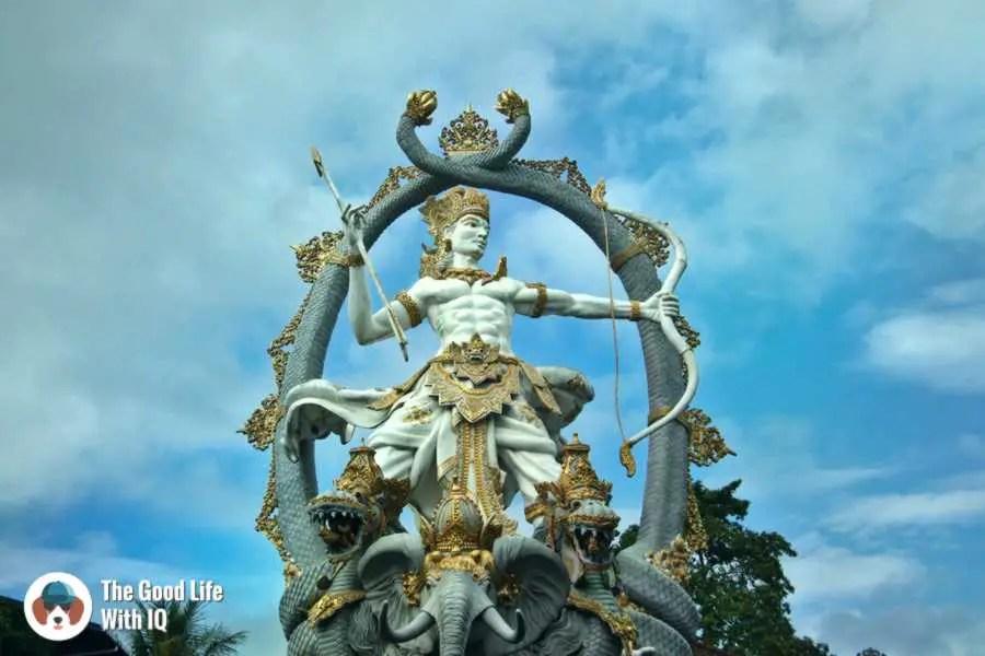 Arjuna, Bali