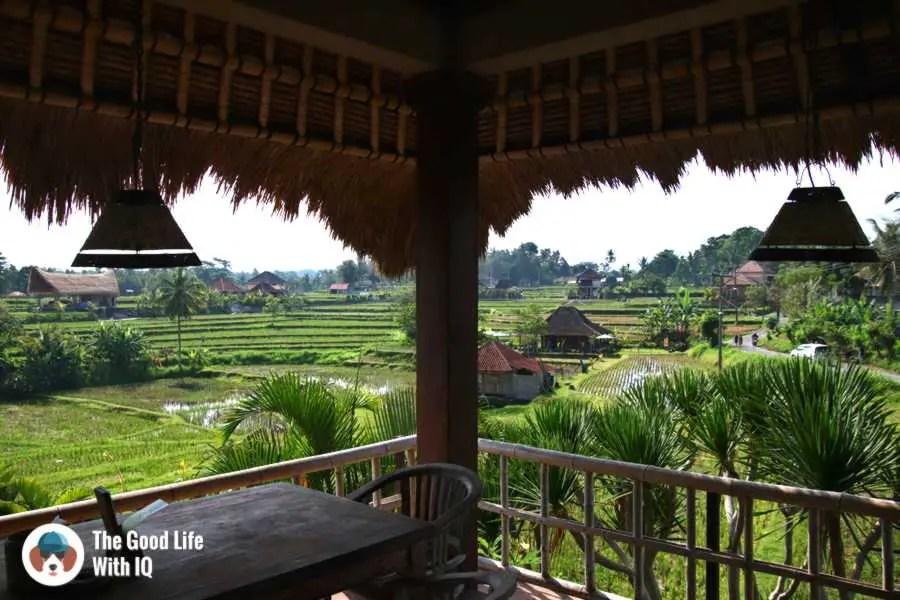 Karsa Cafe - 3 days in Ubud, Bali