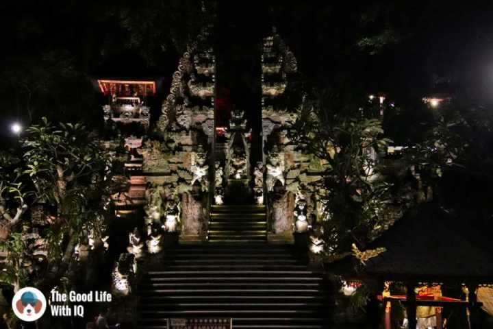 Temple  - Three days in Ubud, Bali