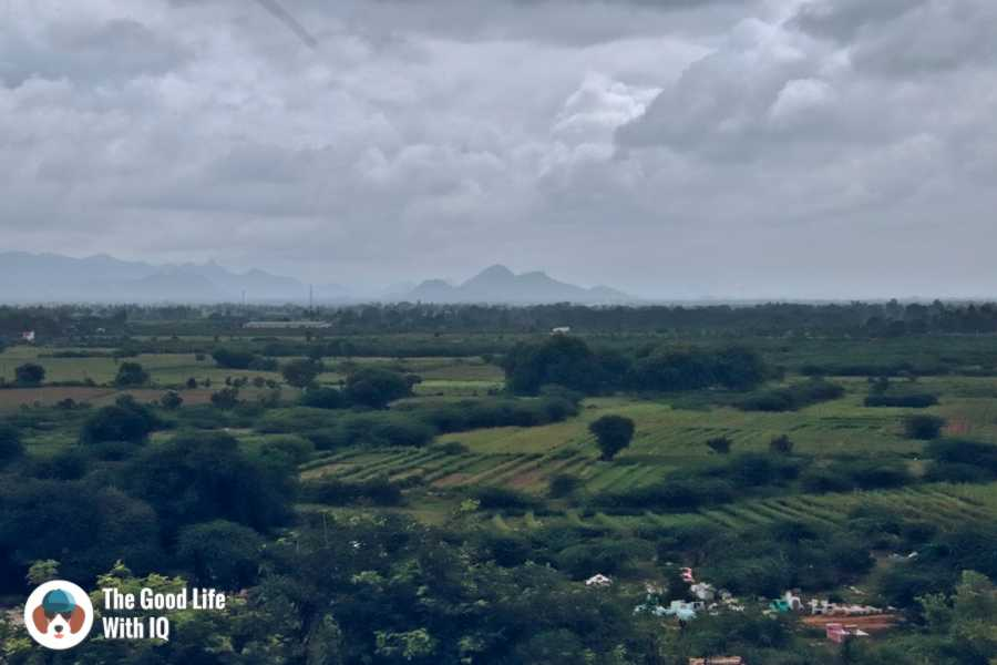 Lepakshi landscape