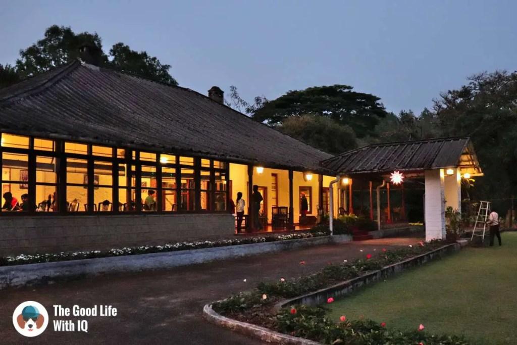 Sinna Dorais bungalow, Valparai - Unique hotels in India