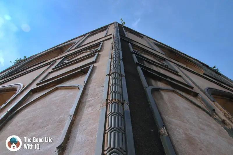 Tomb corner - Bidar