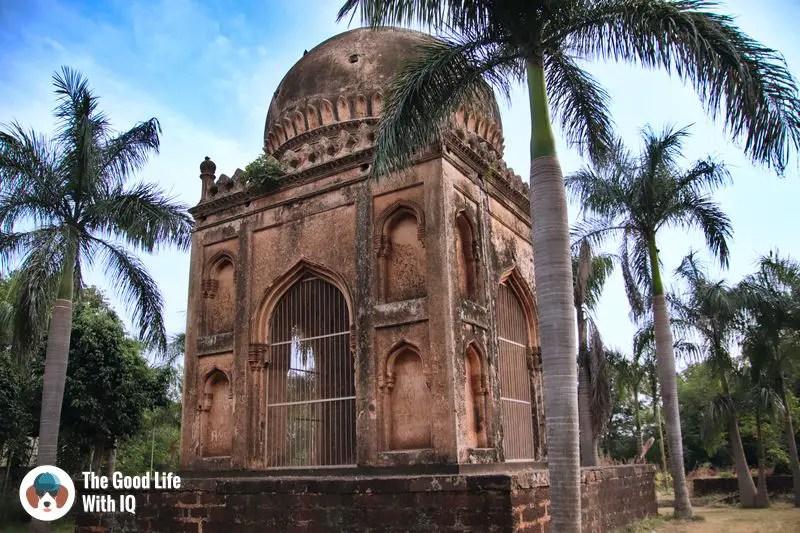 barid shahi park, bidar - Hyderabad to Bidar road trip