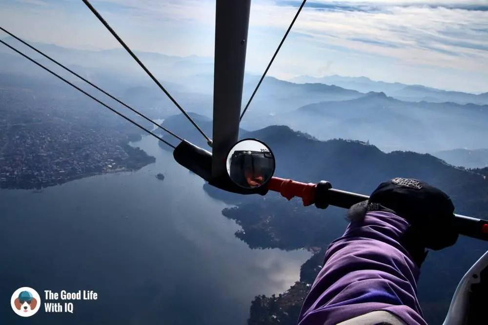 Ultralight pilot - Things to do in Pokhara, Nepal