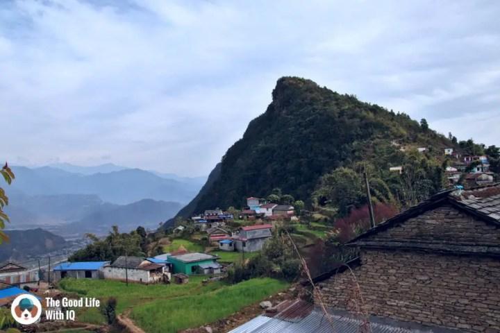 Deurali village