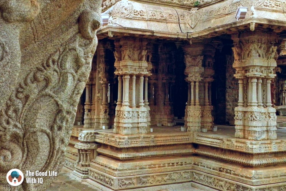 Vitthala Temple - Hyderabad to Hampi road trip