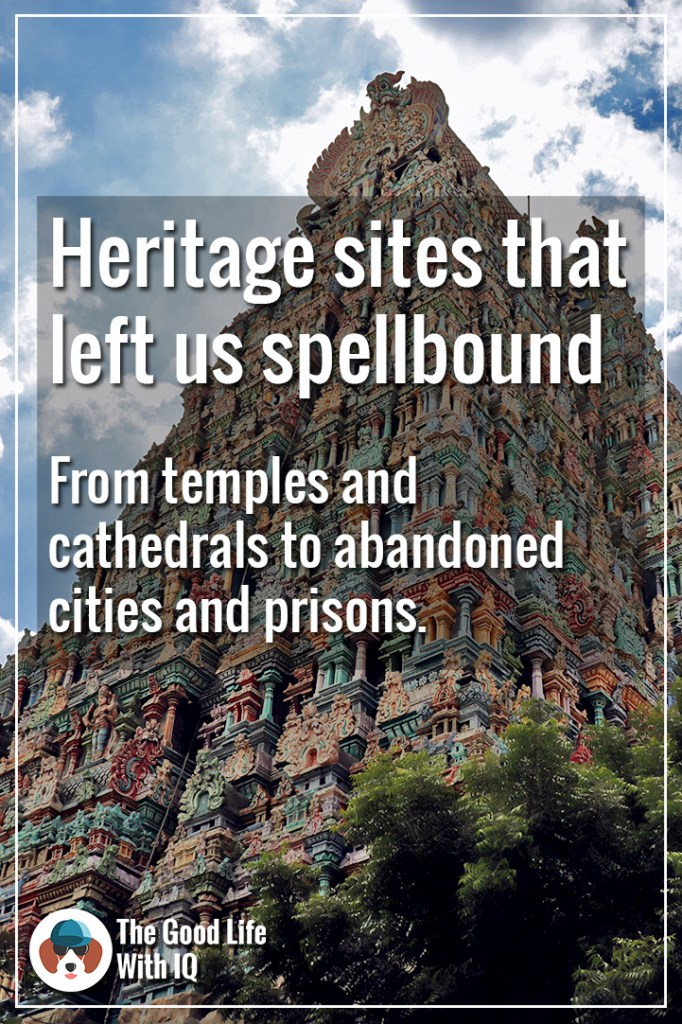 Heritage sites that left us spellbound - Pinterest thumbnail