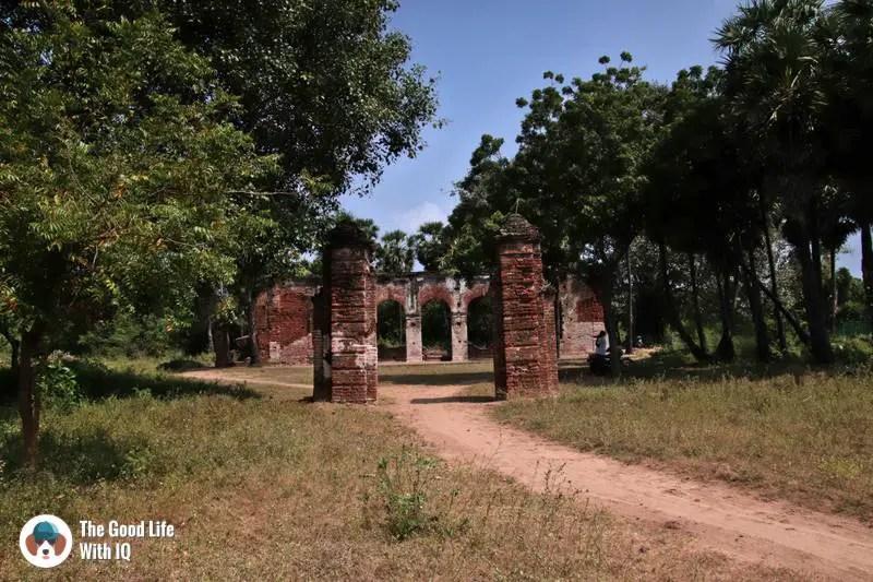 Arikamedu ruins